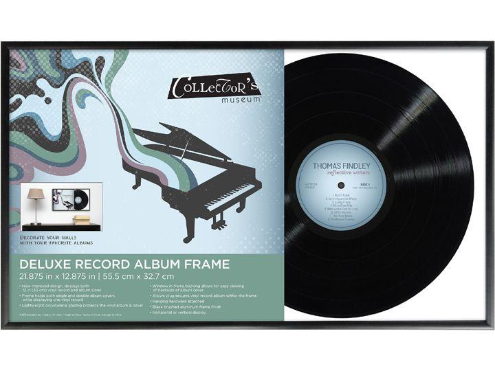 Mcs Deluxe Record Album Frame Album Frames Vinyl Record Frame Framed Records