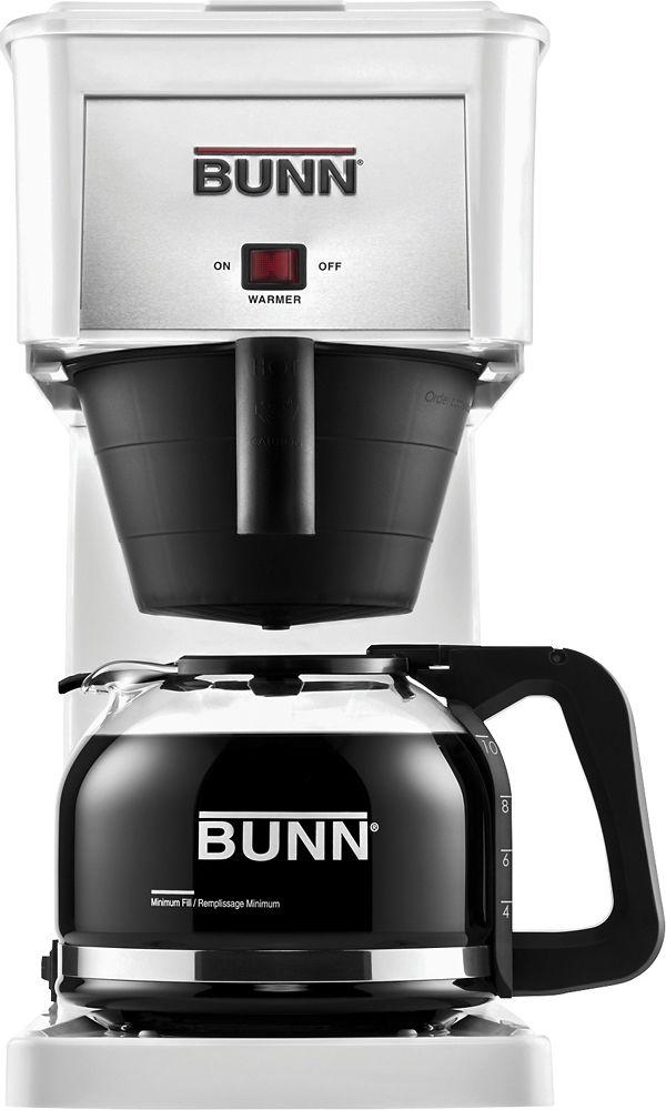 Bunn Grw Velocity Brew Orignal 10 Cup Coffee Maker White