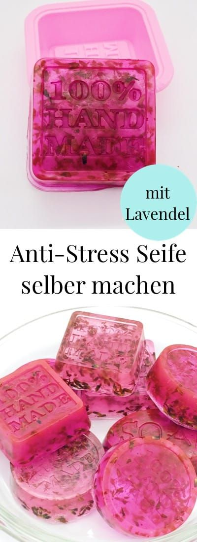 Photo of Make lavender soap yourself – simple recipe – happy thing …