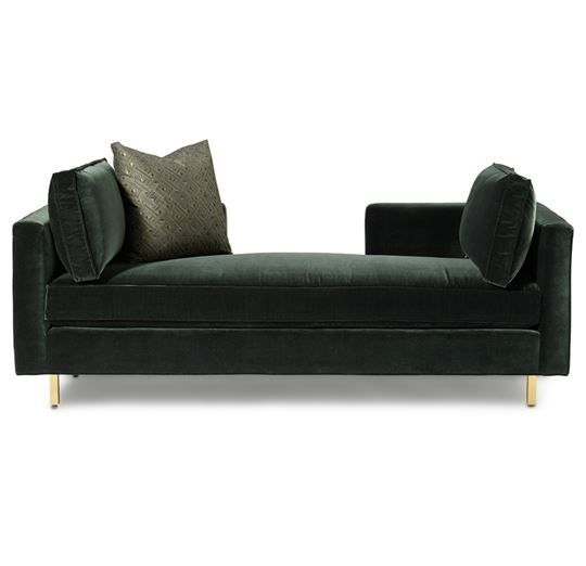 Mitchell Gold Bob Williams Hunter Lounge In Charcoal 2500