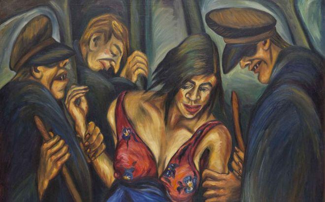 Sociales: Débora Arango Arrives Today  Artistas/s:  -Débora Arango Pérez  Comisario/Curator:  -Óscar Roldán-Alzate  Organiza y/o se celebra:  -Museum of Latin American Art - MoLAA