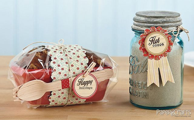 Country Christmas Cocoa Set by @Julie Campbell