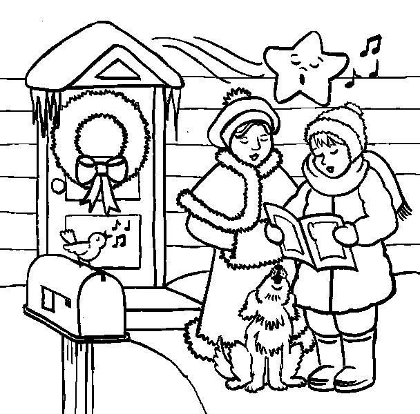 christmas_101 Christmas coloring pages
