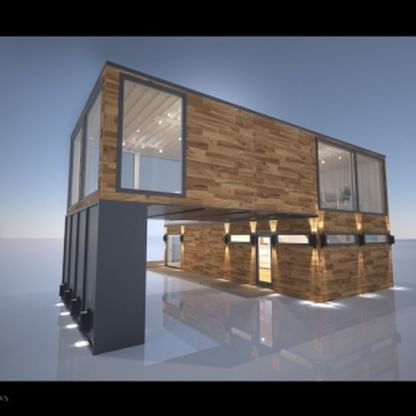 101 Super Modern Shipping Container Houses Ideas, Shop, Garage, Workshop, Etc