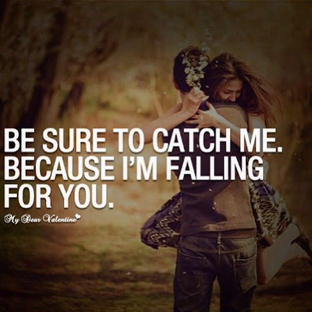 I Am Falling For You Love Love Quotes Quotes Quote Hug Couple In Love Love Quote Instagram Quote Falling For You Quotes Falling In Love Quotes Cute Love Quotes
