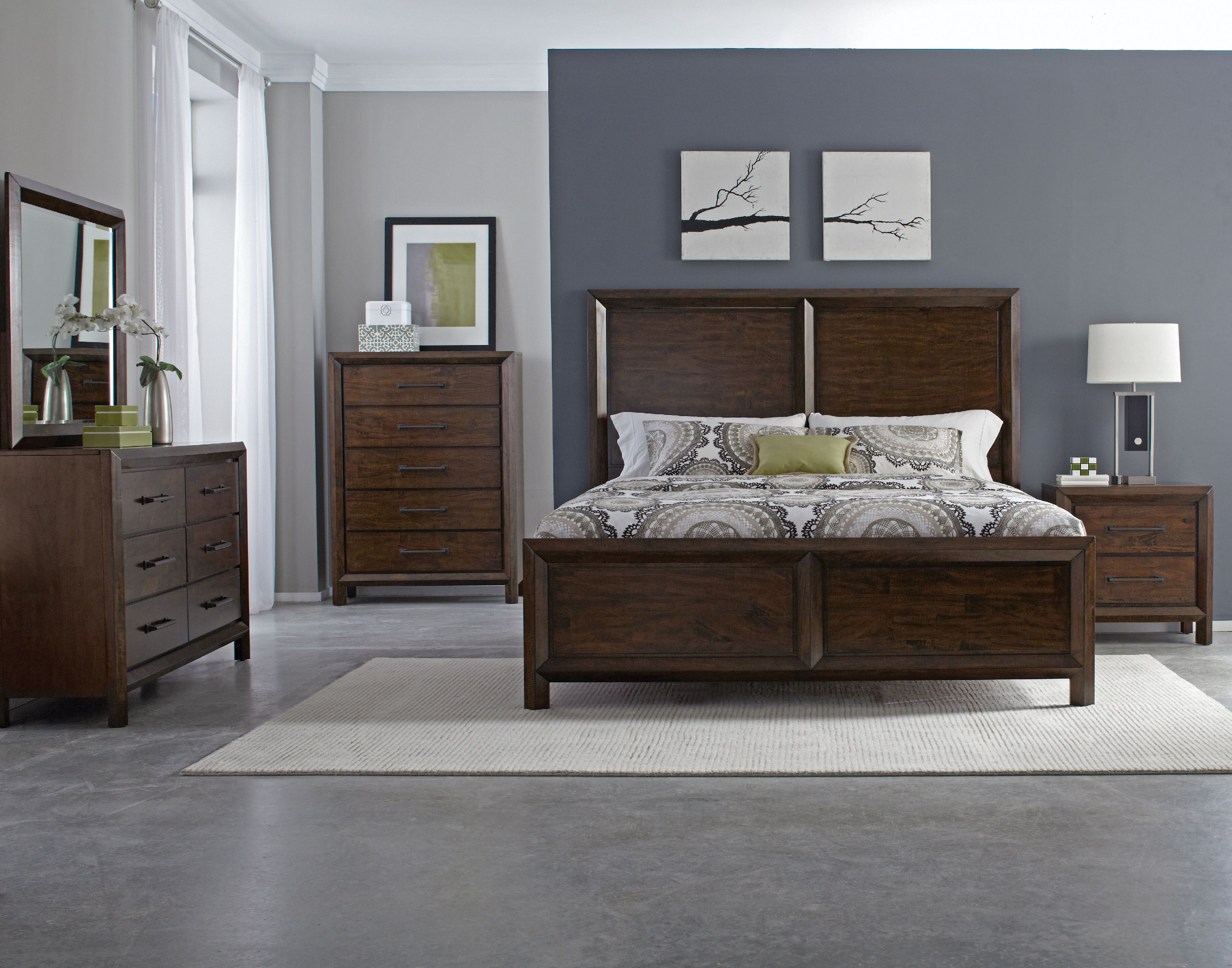 images about Klaussner Bedroom Furniture on Pinterest