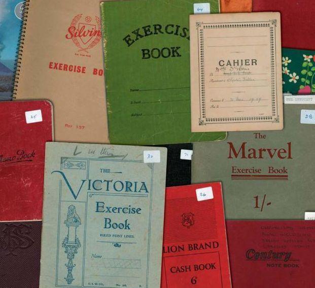 Les cahiers d'Agatha - Le Divan Fumoir Bohémien | old school