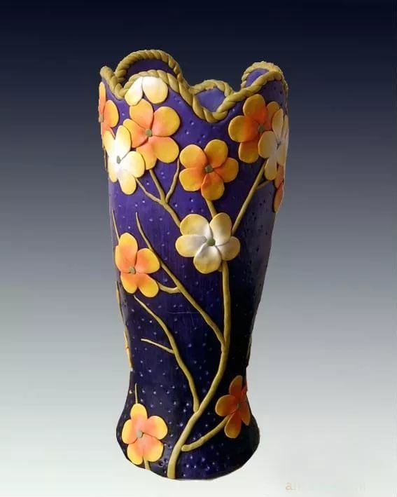 урок технологии лепка из пластилина ваза для цветов: 6 тыс ...