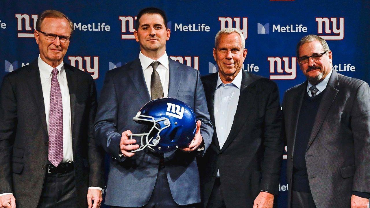 Why did the Giants choose Joe Judge? National Football
