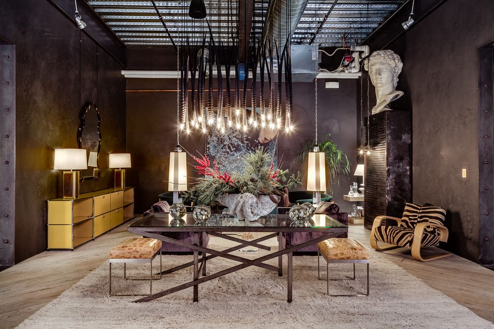 Coup D\'Etat A Luxury Showroom In San Francisco | Coup D\'Etat is a ...