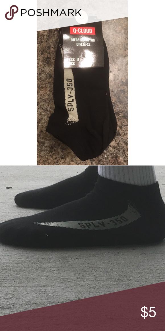 b2cc613ce920a Yeezy 350 v2 SPLY Olive Socks Brand new Yeezy socks Ankle fit Fits sizes  6-12 men(M-XL) q-cloud Underwear & Socks Athletic Socks