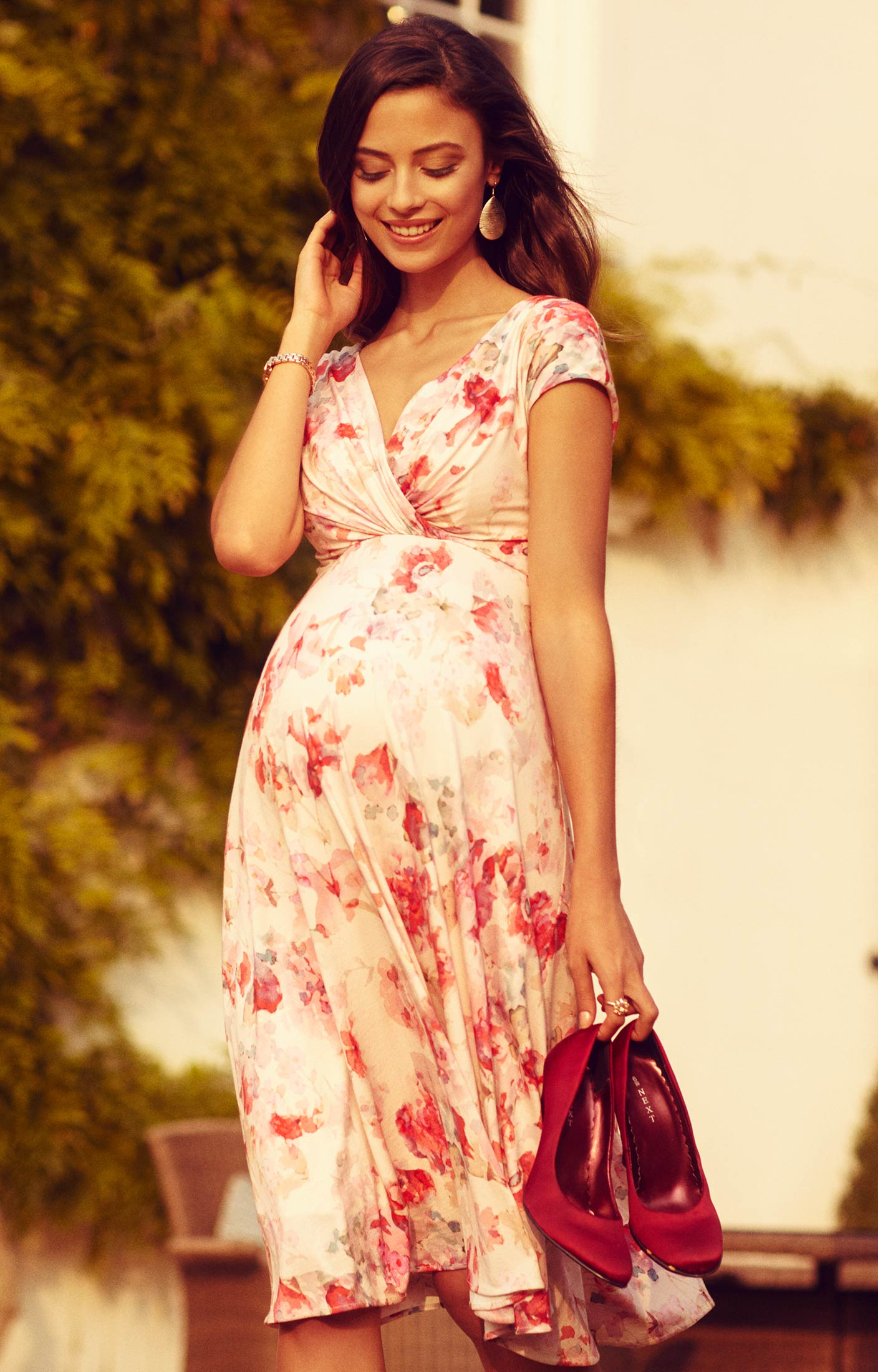 Alessandra Maternity Dress Short English Rose Maternity Wedding Dresses Evening Wear And Party Clothes By Tiffany Rose Pregnant Wedding Dress Wedding Guest Dress Maternity Dresses,Dressy Dresses For Weddings