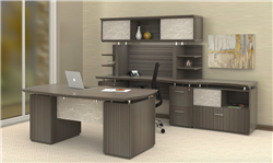Luxurious Private Office Workstation