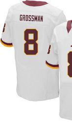 the best attitude bf13d 2f630 $78.00--Men's Nike Washington Redskins #8 Rex Grossman Elite ...