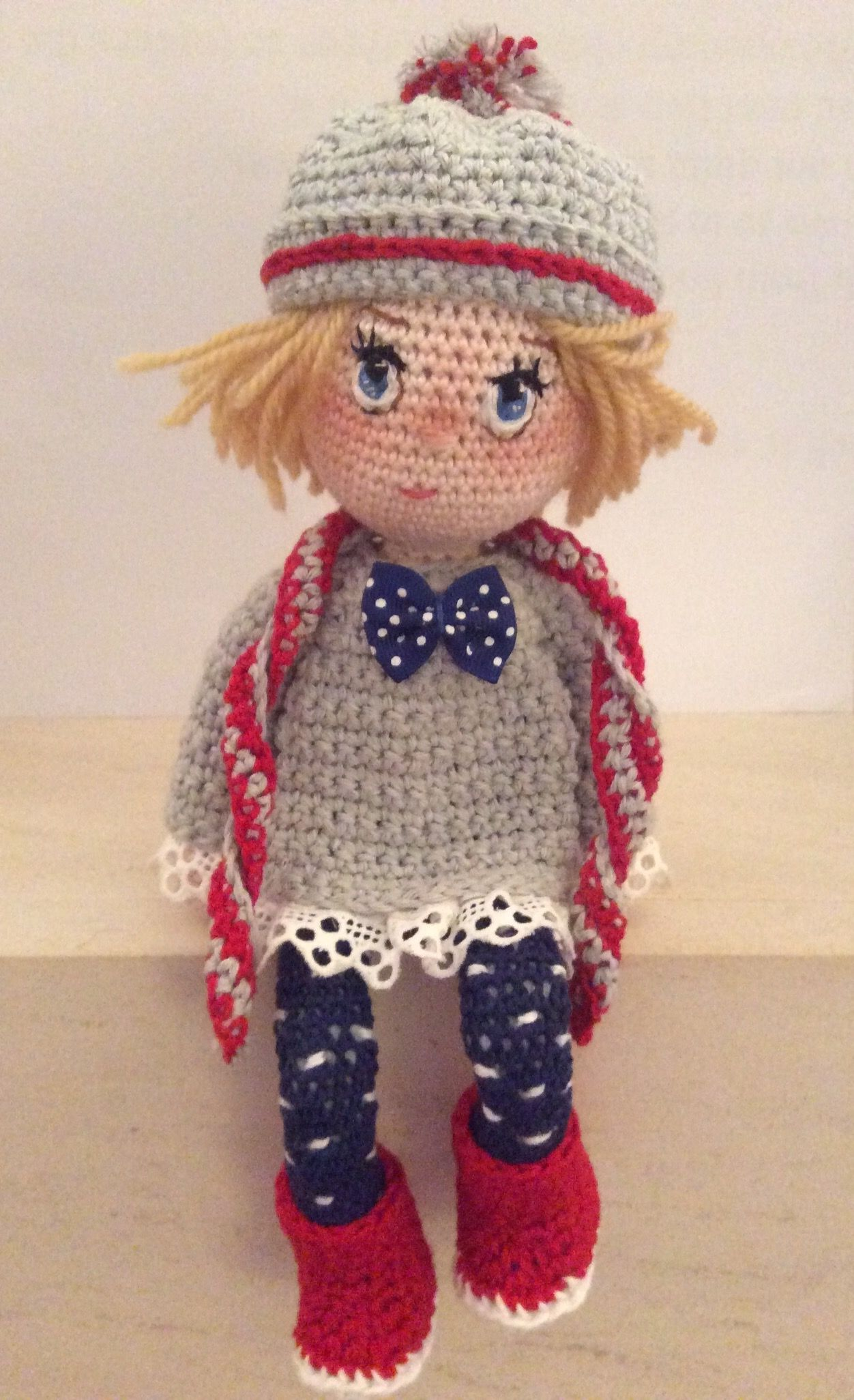 Pin de Salwa Aazam en Crochet dolls Patterns | Pinterest | Muñecas ...
