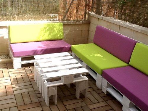 Sofa Lounge Muebles Con Palets Diseno De Muebles