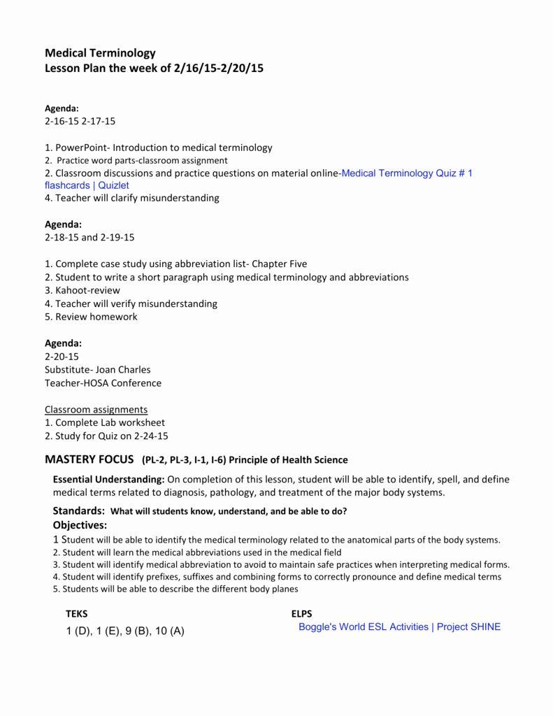 Medical Terminology Abbreviations Worksheet New Free Medical Terminology Worksheets Mu In 2020 Medical Terminology Study Medical Terminology Persuasive Writing Prompts