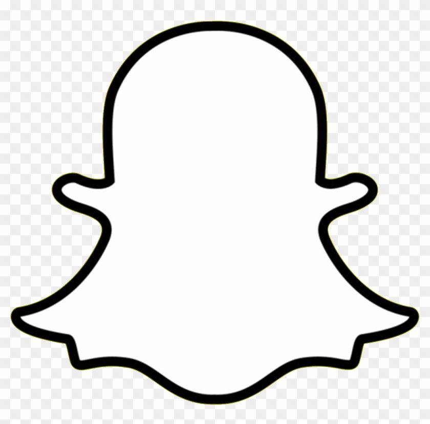 Find Hd Snapchat Logo Png Snapchat See Through Logo Transparent Png To Search And Download More Free Transparent Png Images Snapchat Logo Png Transparent