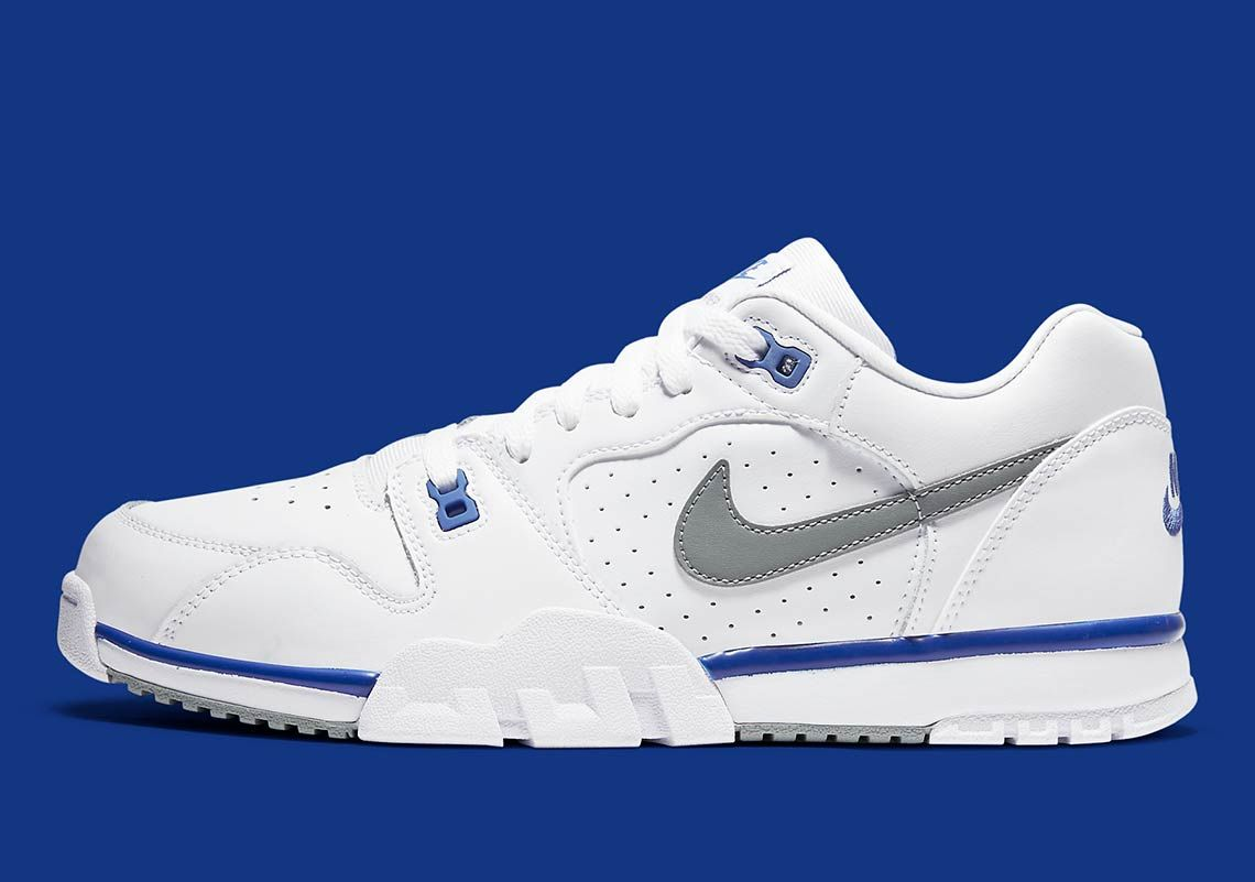 Nike Air Cross Trainer Low Royal Blue Cq9182 102 Release Info Sneakernews Com