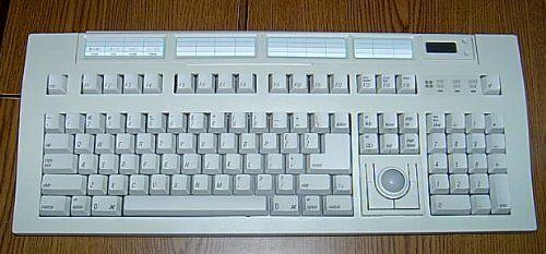 Apple Design Keyboard for Macintosh IIgs ADB Apple Desktop