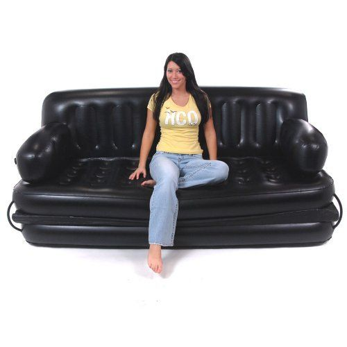 Smart Air Beds King Sized 5 X 1 Inflatable Sofa Bed Black Http