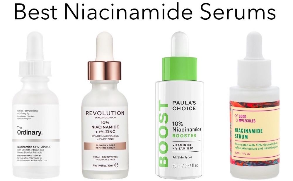 Best Niacinamide Serums To Minimize Large Pores Large Pores Smaller Pores Face Pores