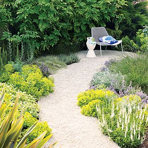 Make an edible garden border | Get another planting plan for this path | Sunset.com