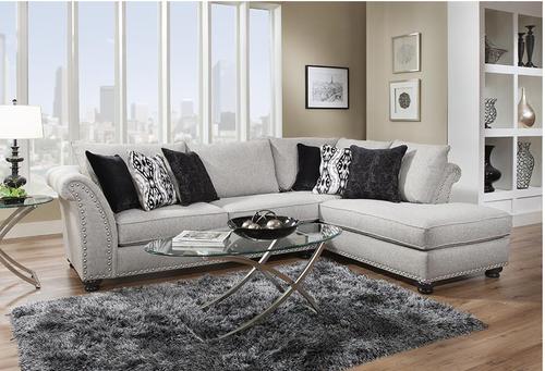 Superb Hot Buy Albany Avanti Platinum Sectional Sofa Shabby Ibusinesslaw Wood Chair Design Ideas Ibusinesslaworg