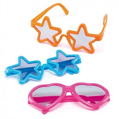 Lot de 6 Parfaites pour les pochettes-surprises des enfants Baker Ross Mini porte-cl/és torches jouets dHalloween amusants /à petits prix