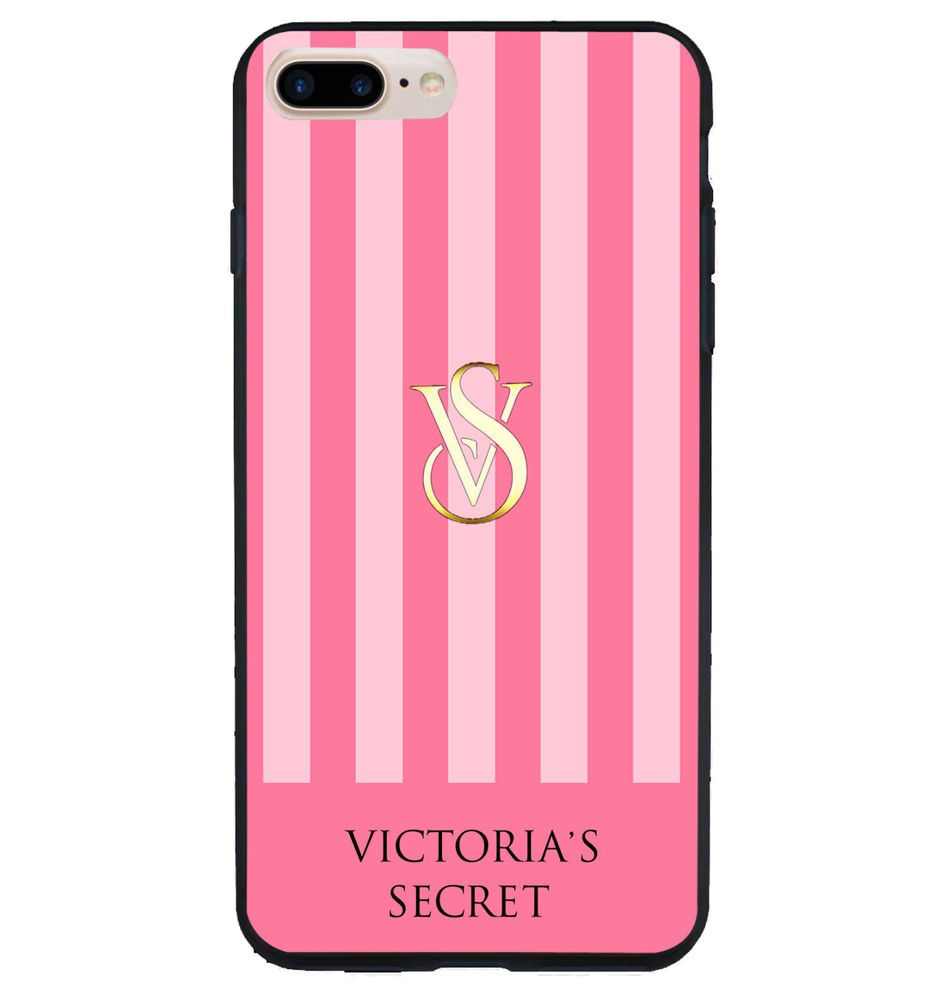 10c10490c0a4 Hot Rare Victoria s Secret Love Pink Print On Hard Cover Case For iPhone  6 6s 7  UnbrandedGeneric