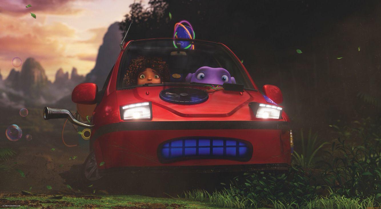 I need a Boov car! Dreamworks Home | Dreamworks Home | Pinterest