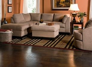 Kathy Ireland Home Wellsley 2 Pc Microfiber Sectional Sofa Sofas Raymour And Flanigan Furniture Mattresses