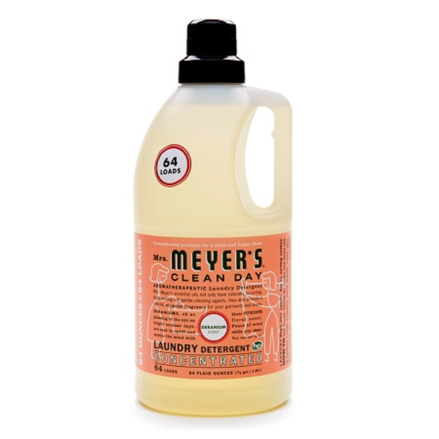 I M Learning All About Mrs Meyer S Clean Day Laundry Detergent At Influenster Cleaning Day Laundry Detergent Cleaning