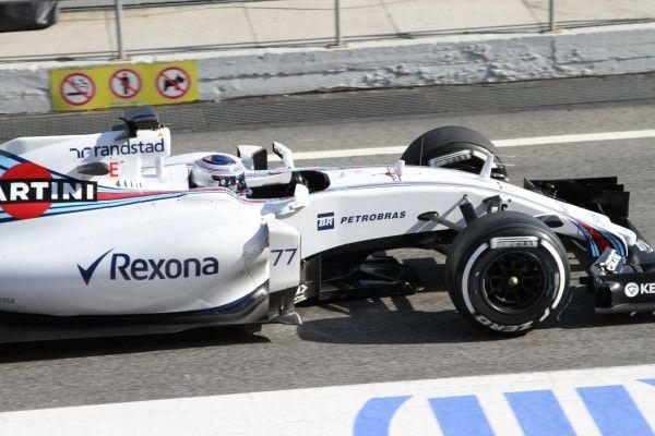 Formule 1 : Coup dur pour Bottas chez Williams Mercedes