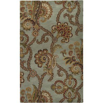 Surya Aurora Floral Medallions Rug Rug Size: 9' x 13'