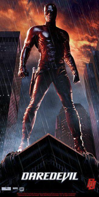 Ben Affleck In Daredevil