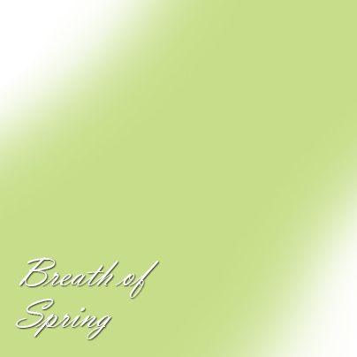 Bu sarımsı, yumuşak, taze yeşil baharın yenileyici soluğunu temsil ediyor
