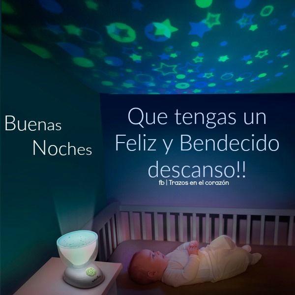 Buenas Noches Que Tengas Un Feliz Y Bendecido Descanso