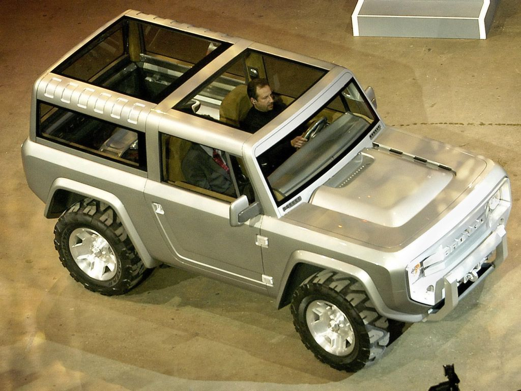Diesel ford bronco for sale - 2016 Ford Bronco Is Offered With New Concept And New Design All People In This