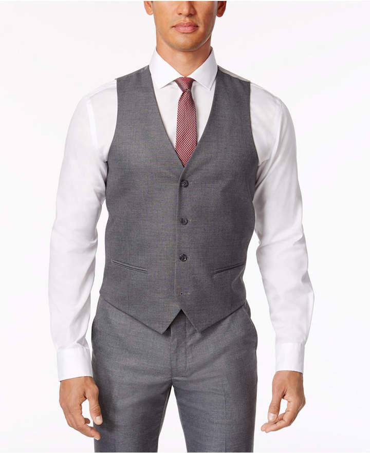 21865c59174c Alfani Men Stretch Performance Solid Slim-Fit Vest   Products ...