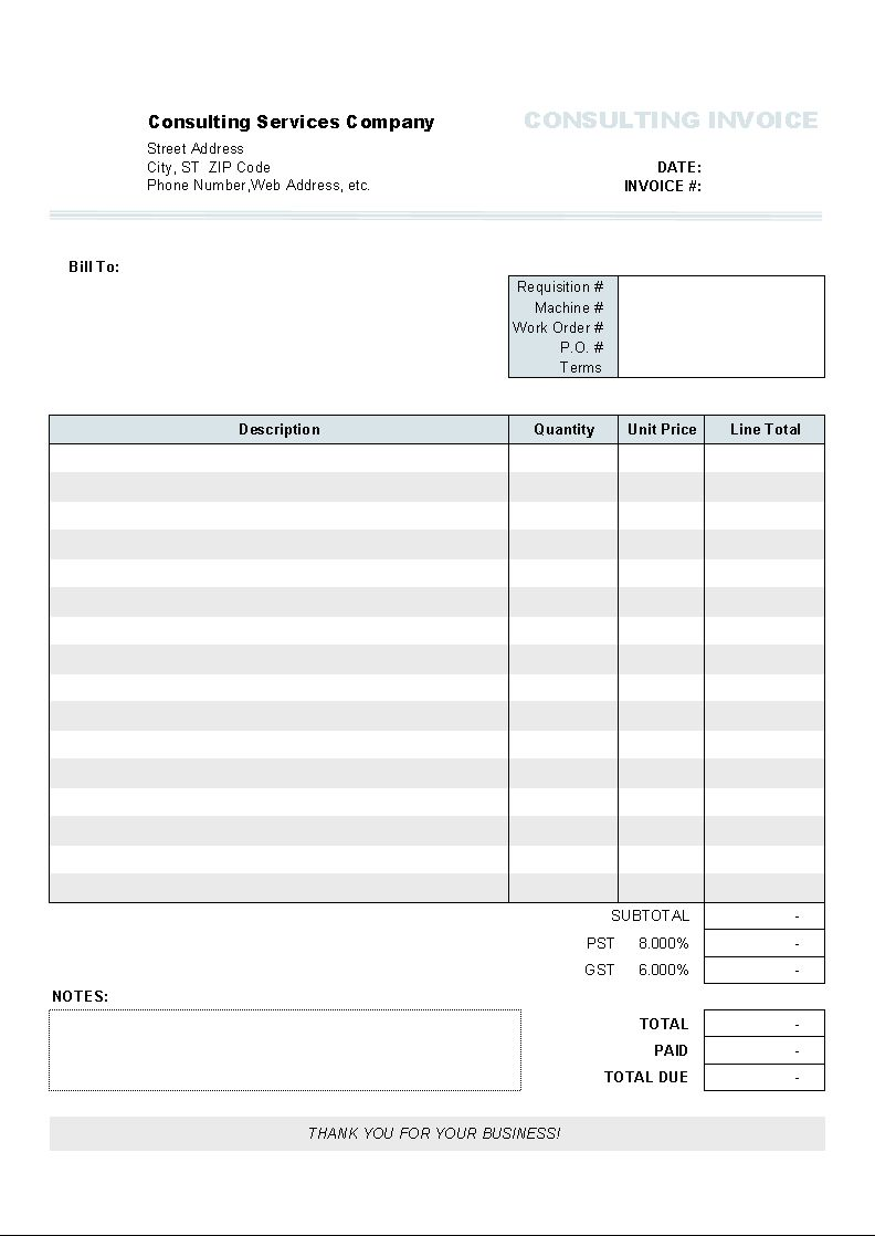 Download Clothing Store Invoice Template For Uniform Intended For Free Downloadable Invoice Template F Invoice Template Word Invoice Template Printable Invoice