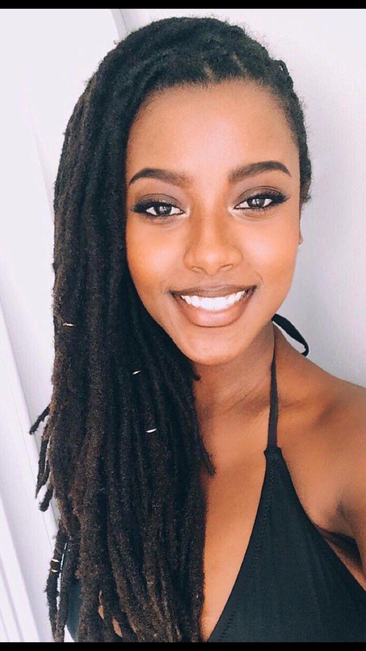 long locs … | black hairstyles in 2019…