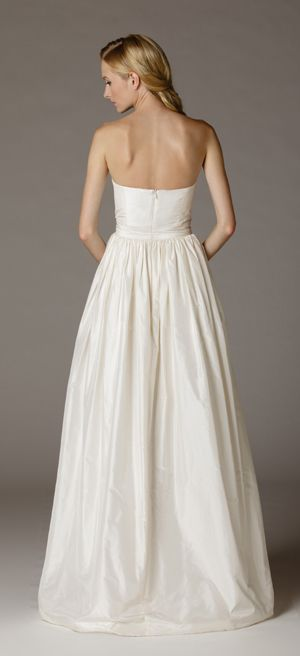 Ginger Back from Aria Brides #ariabrides #ariadress #aria ...