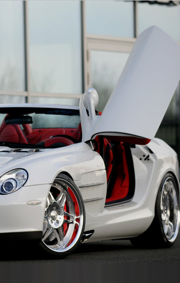 """oh, lord can't you buy me a mercedes benz"""" 