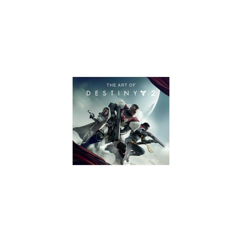 Art of Destiny 2 (Hardcover)