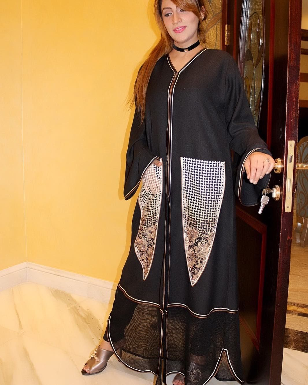 Design No L034 Abaya Materials Altebet Al Tebet Tailoring Requisites Trading التبت لتجارة لوازم الخياطة Abaya By S Fashion Queen Fashion Muslim Fashion