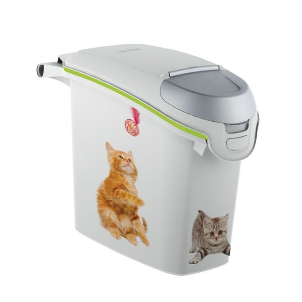 6kg Cats Cat Treat Food Containers Dog Food Container Pet