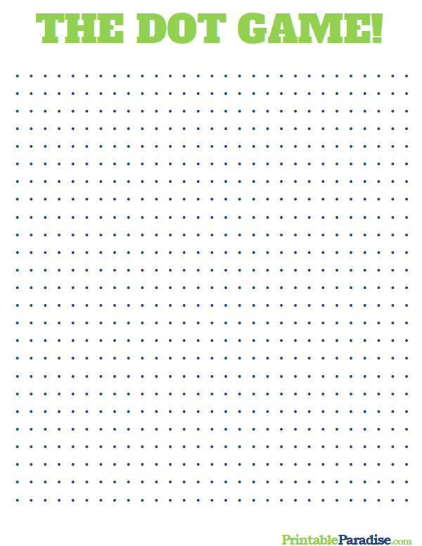 Terrible image with connect the dots game printable