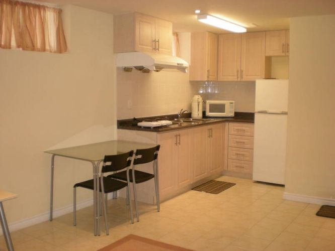 Basement Apartments One Bedroom Basement Apartment For Rent In