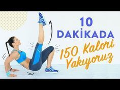 We Burn 150 Calories in 10 Minutes -  Leg Thinning for Beginners – YouTube  - #Burn #calories #fitne...
